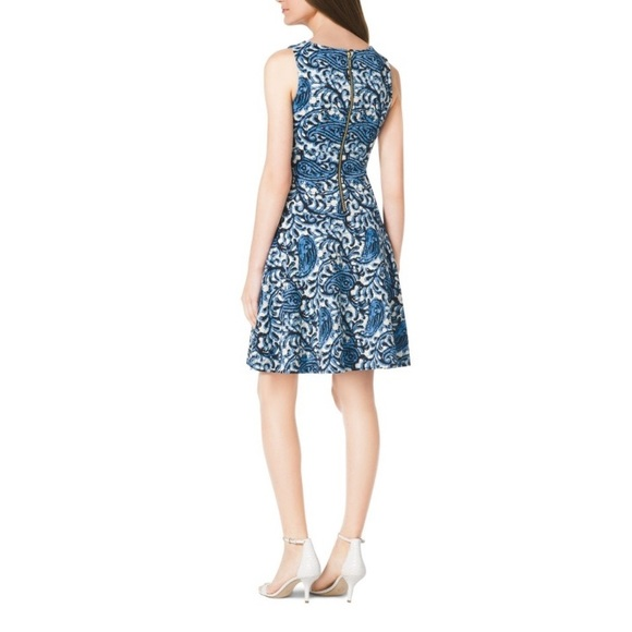 fcebeab7b156 MICHAEL Michael Kors Dresses | Euc Michael Kors Paisley Fit And ...